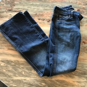 7 For All Mankind A Pocket Flare Jean